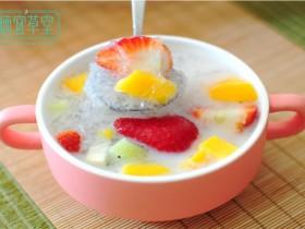燕窝能和水果一起吃吗