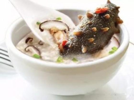 燕窝炖牛奶海参的做法
