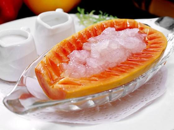 长期吃木瓜炖燕窝好吗