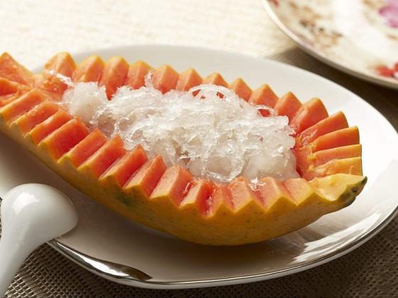 男人可以吃木瓜炖燕窝吗