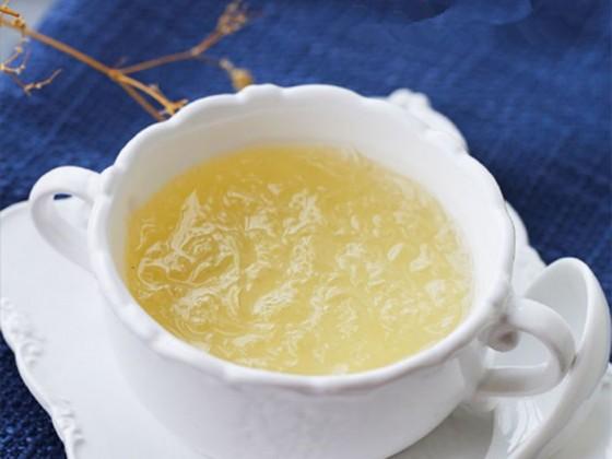 吃燕窝期间能吃姜汁吗