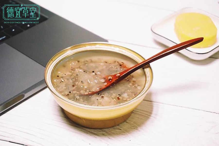 孕妇能吃藜麦炖燕窝吗