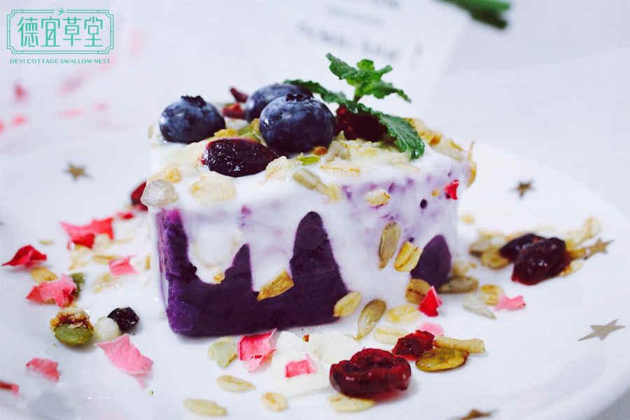 孕妇能吃紫薯酸奶燕窝吗