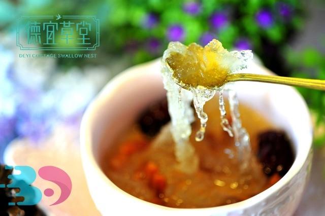 雪蛤燕窝的功效与作用及食用方法,身体不好人群的首选!