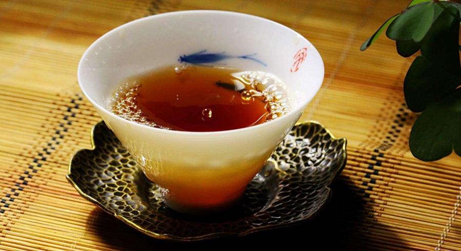 打美白针期间可以喝茶叶水吗