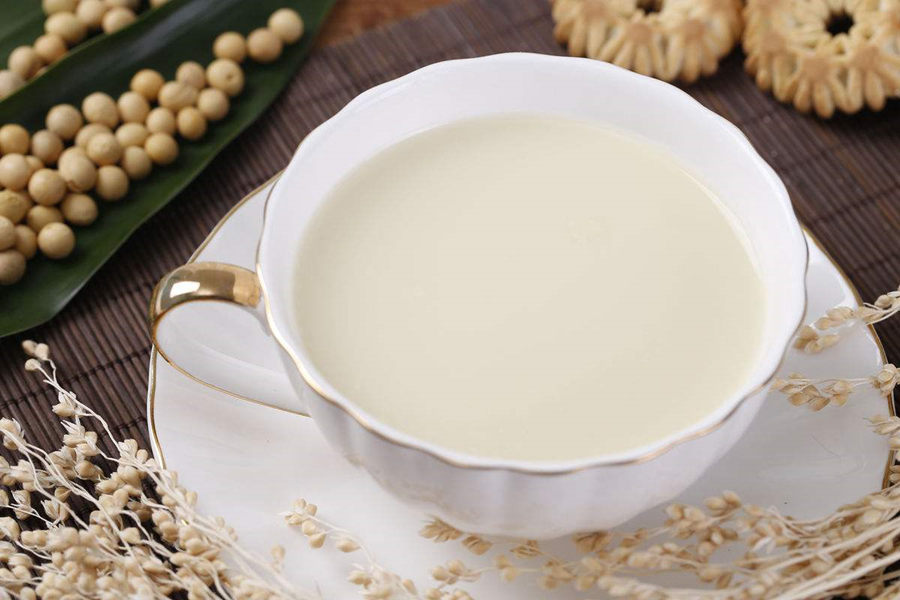 豆浆怎么搭配美白