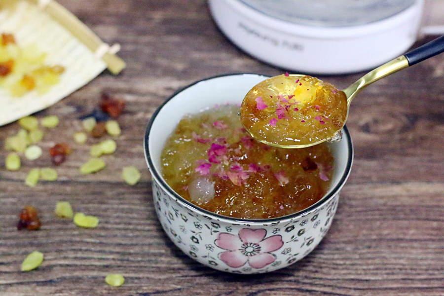 孕妇能吃红枣桃胶燕窝吗