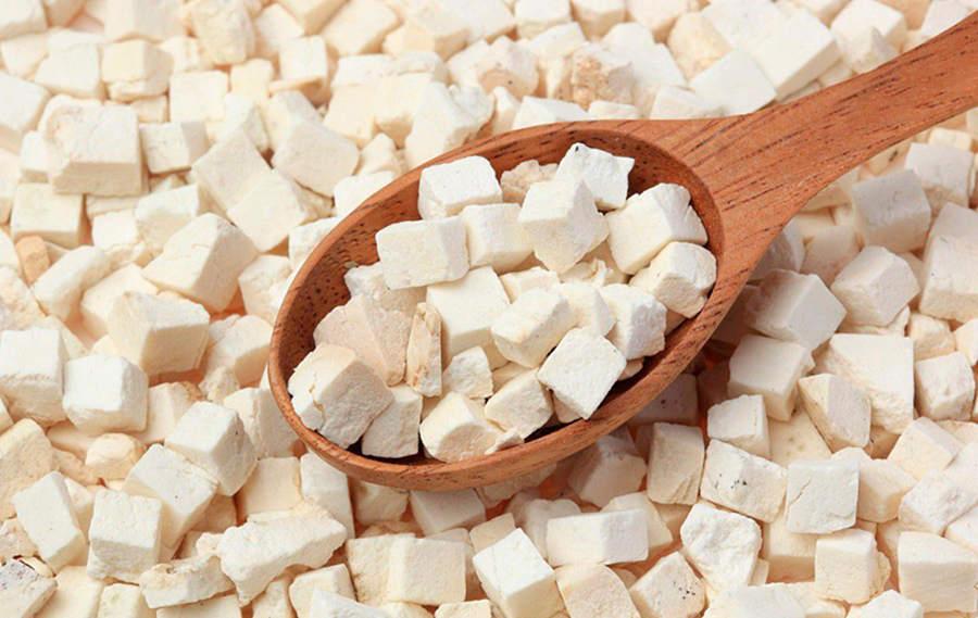 茯苓薏米水美白吗