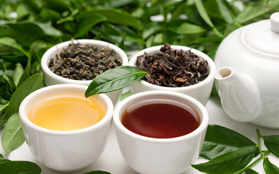 红茶绿茶可以美白吗