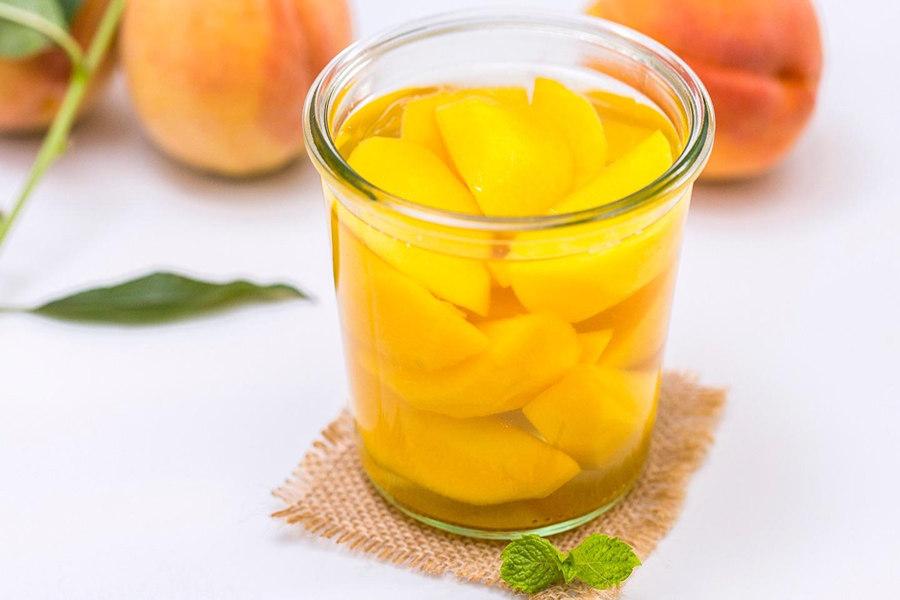 产妇能吃黄桃炖燕窝吗
