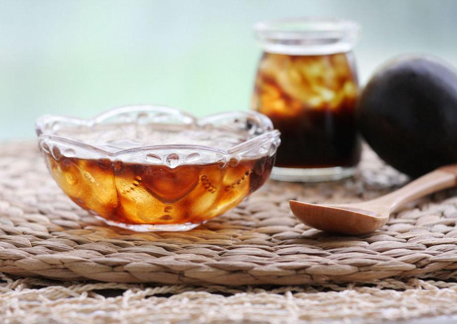罗汉果泡水喝能美白吗