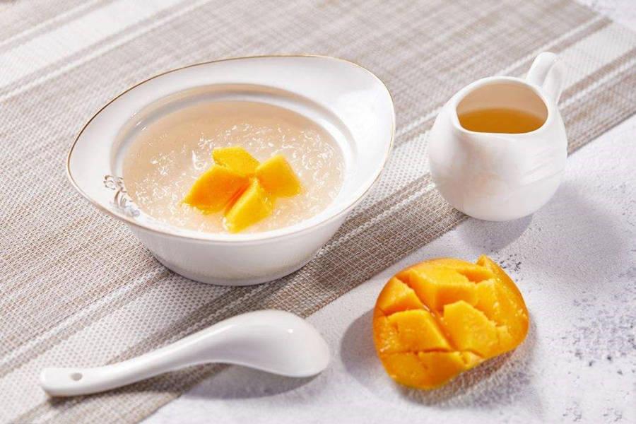 孕妇可以吃芒果炖燕窝吗