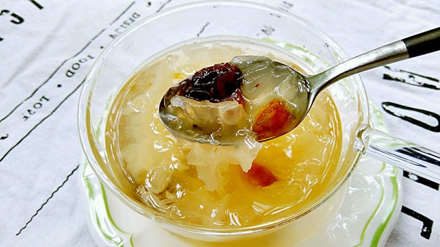 长期吃红枣薏米银耳可以美白吗