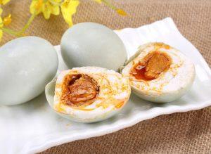 孕妇能吃咸鸭蛋吗