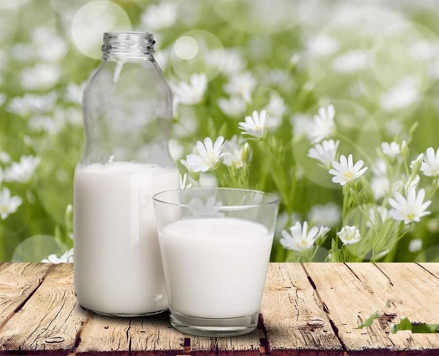 常喝羊奶能美白吗