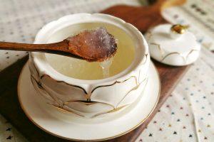 金针菇炖燕窝的做法