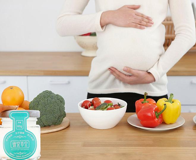 孕妇孕早期营养食谱